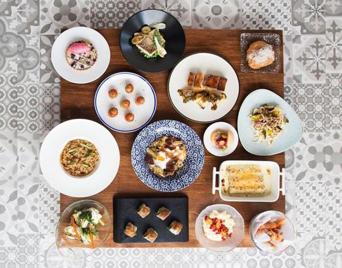 Spa + Comida o Cena en Restaurante Komfort