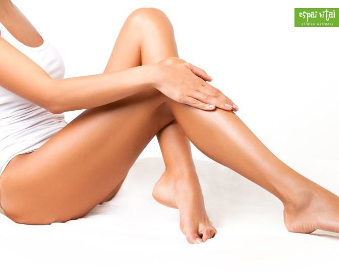 depilacion laser diodo piernas benissa