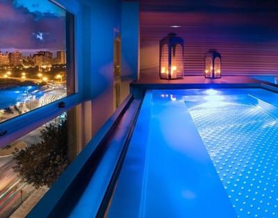 Circuito Spa en Valencia. Spa Calm & Luxury - Hotel SH Palace 5*