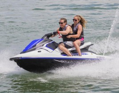 Excursión en Moto de Agua 1h en Denia + Comida para 2 personas