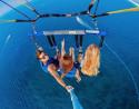 Vuelo en Parasailing en Santa Pola ¡Vuela sobre el mar!