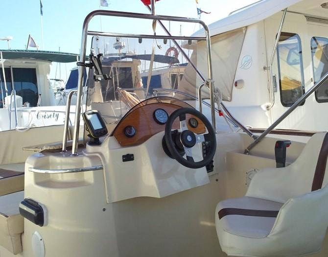 Alquiler Barco Patrón Torrevieja