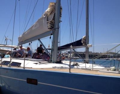 Alquiler de Velero en Torrevieja ¡Evento privado a bordo!