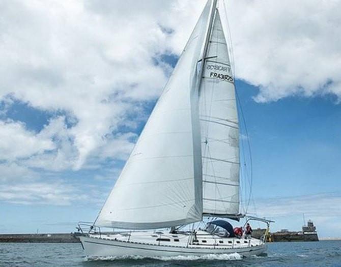 Barco Denia Velero Alquiler