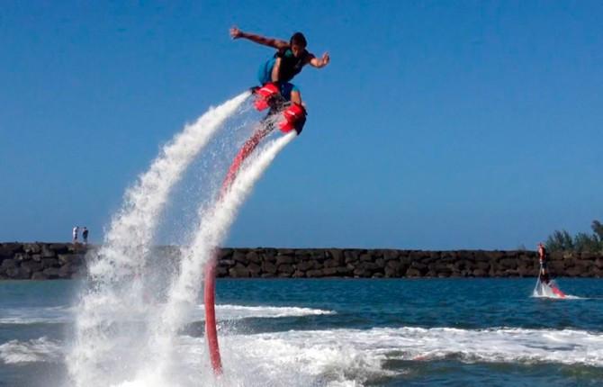 Flyboard en Xabia