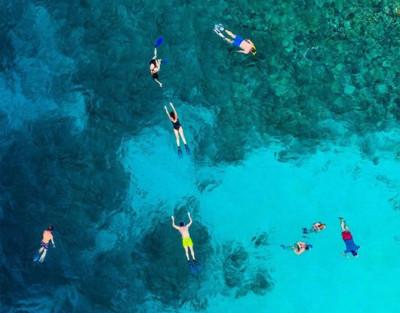 Excursión Snorkel en Javea en la Cala Portitxol con salida en Barco
