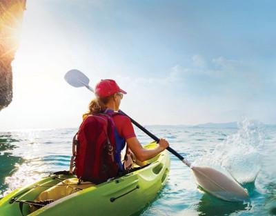Alquiler Kayak Albir en la Playa del Albir