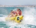 Banana Boat en Benidorm ¡Diversión asegurada!