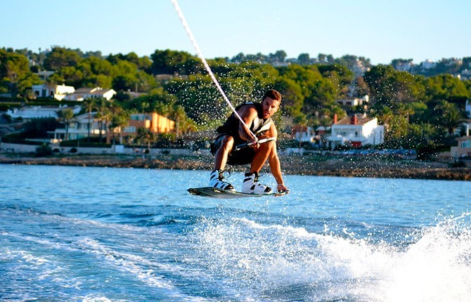 Hoverboard en Jávea