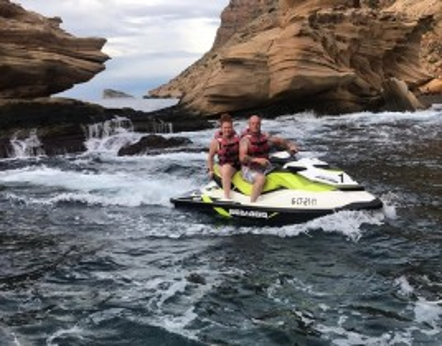 Excursión Motos de Agua Benidorm
