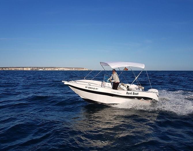 Excursión Barco Sin Licencia Alicante