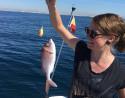 Pesca deportiva en Torrevieja ¡Disfruta de la pesca en barco!