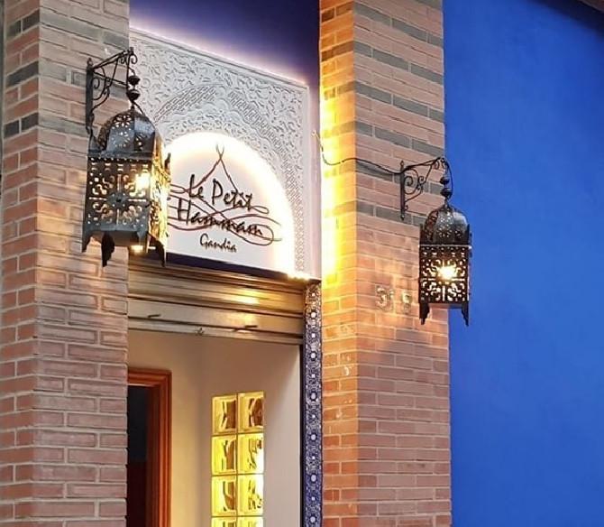 baños árabes Gandia circuito Marinalia