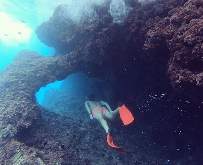 Excursion Snorkel Cala Moraig Cueva