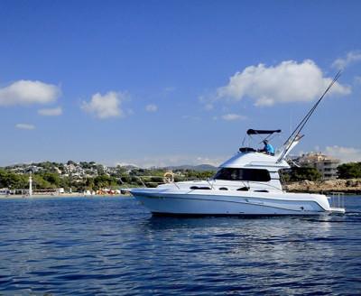 Alquiler de Barco en Moraira ¡Navega por el Cap d`Or!