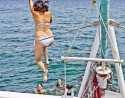 Excursión en Catamarán en Gandia con comida ¡Un día en el mar!