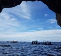 Excursión en kayak en Moraira + Snorkel ¡Descubre la magia del cap d'or!