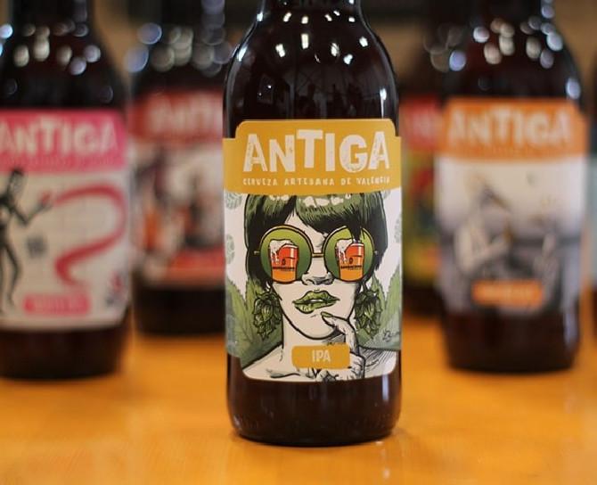 Antiga Artesana Cerveza Cata