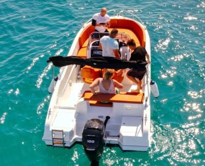 Alquiler de Barco en Altea ¡Vive el mediterráneo más puro!