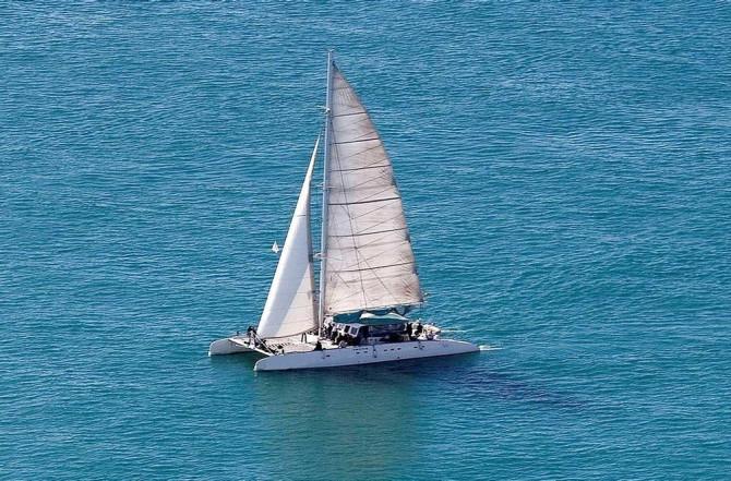 excursion catamaran vela denia