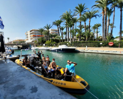 Speed Tour a Cala Granadella desde Playa del Arenal