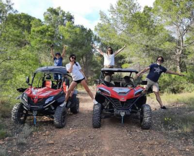 Excursión en Buggy en Benidorm para 2 personas