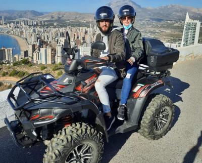 Excursión en Quad en Benidorm para 2 personas