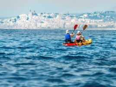 Alquiler de Kayak en Altea desde Marina Greenwich