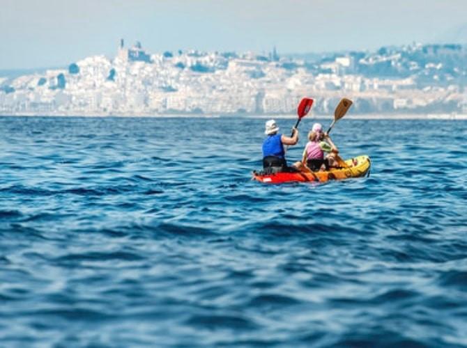 Alquiler de Kayak Altea