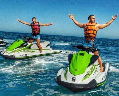 Excursión Motos de agua Pobla de Farnals para 2 personas