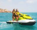Excursión en moto de agua en Torrevieja