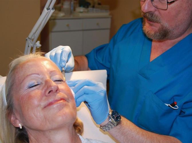 Mesoterapia facial en Dénia