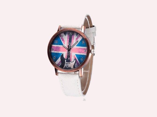 Reloj de muñeca estilo Londinense