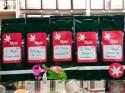 Set Gourmet de 5 Tés diferentes a granel