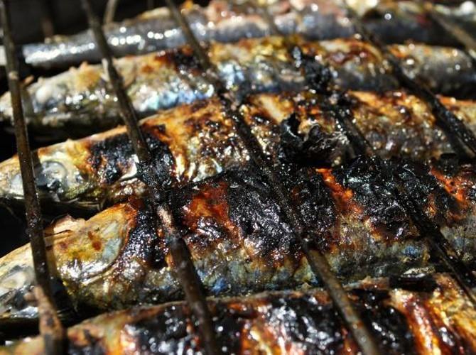 sardinas a la brasa voramar denia