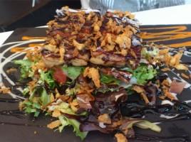 Menú Brasa en Picaetes Gastro Bar, Denia.
