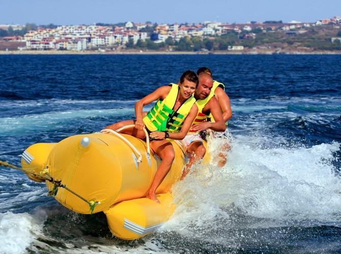 Banana Boat en Calpe