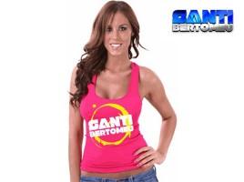Camiseta Santi Bertomeu Chica tirantes