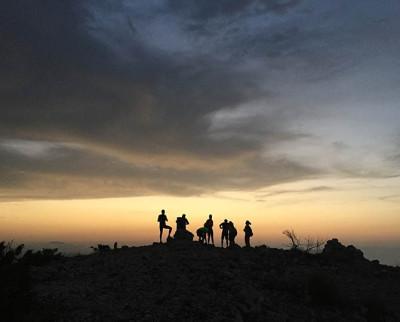 Ruta de Senderismo en Dénia, Jávea o Moraira por grupos