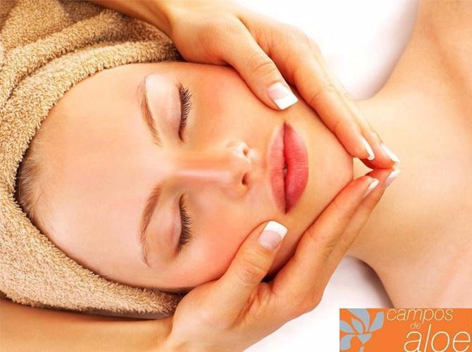 Tratamiento facial hidratante en Denia