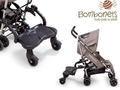 Plataforma para silla de paseo o carrito de bebe