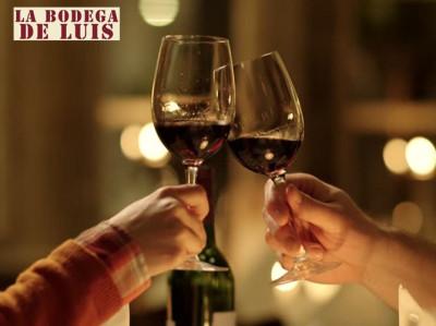 Vino tinto y Vino blanco verdejo Martín Verástegui