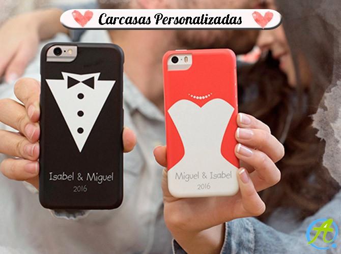 Carcasas personalizada para móviles