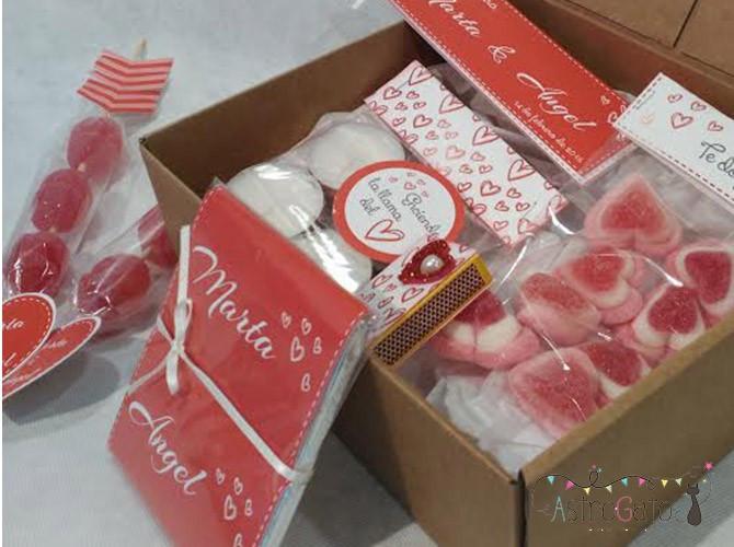 Kit San Valentín Especial