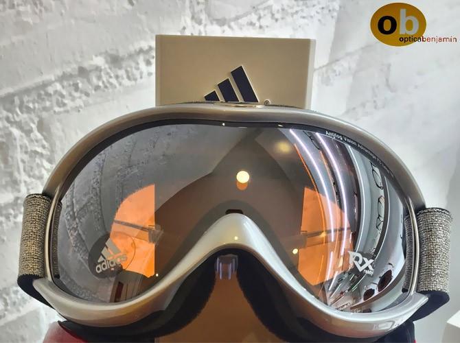 gafas nieve adidas rx ready