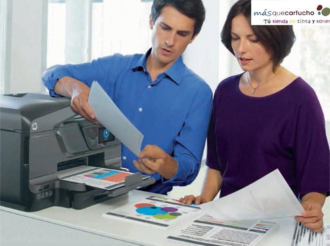 Toner para impresora remanufacturado