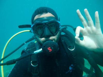 Inmersión de Buceo en Jávea desde embarcación para buceadores titulados