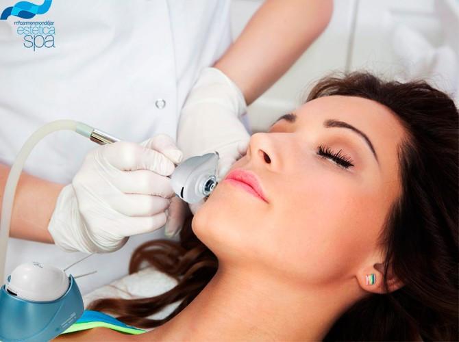 Diagnóstico Facial microcámara