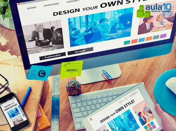 Máster online Diseño Web