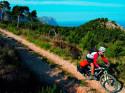 Ruta BTT. Bicicleta de montaña en Alicante